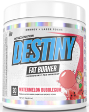 MND fat burner - watermelon bubblegum