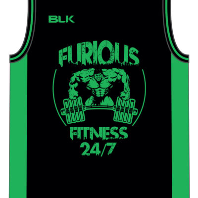 basket ball jersey front